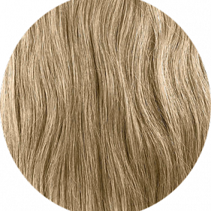 Dark Blond Straight Hair 25-27 IN (65-70 CM) 180-190 G