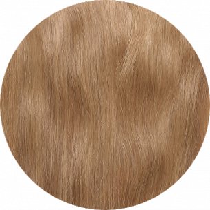 Natural Blond Straight Hair 25-27 IN (65-70 CM) 180-190 G