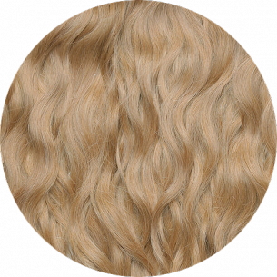 Natural Blond Wavy Hair 22-23 IN (55-60 CM) 240-250 G