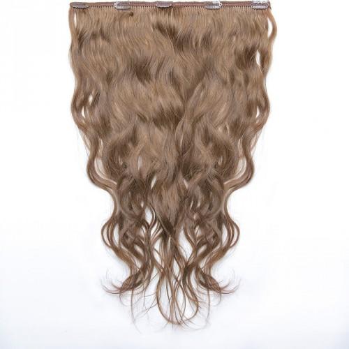 Light Brown Wavy Hair 25-27 IN (65-70 CM)