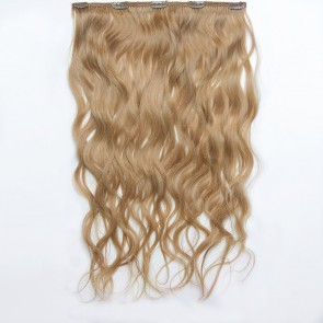 Dark Blond Wavy Hair 25-27 IN (65-70 CM)