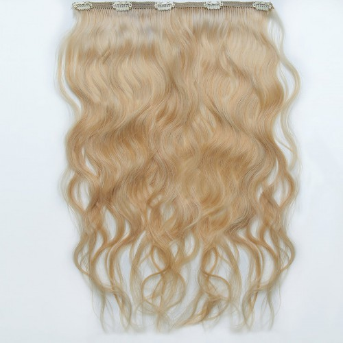 Light Blond Wavy Hair 25-27 IN (65-70 CM)